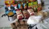 Город готовится к выдаче продуктовых наборов для школьников за май