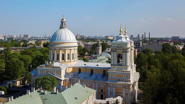 В Петербурге отреставрируют Александро-Невскую Лавру