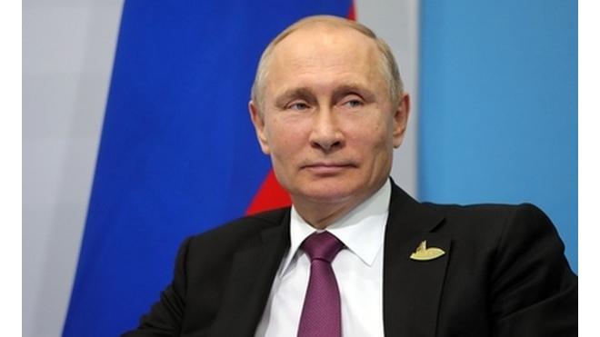 Путин появится на обложке свежего номера журнала Time