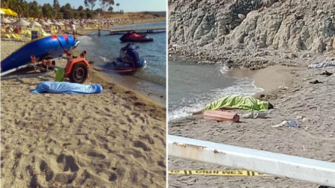 В Турции в Эгейском море погибли 5 туристов на затонувшем катере