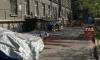 Подрядчик заплатит штраф за сброшенный с крыши строительный мусор