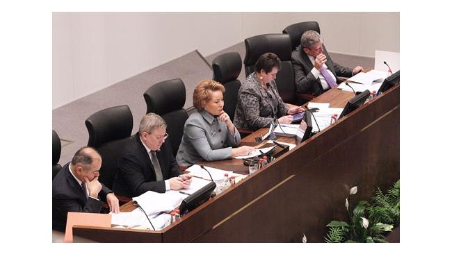 Совет Федерации одобрил создание патентного суда