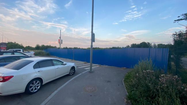 В Кудрово началось строительство моста через Оккервиль