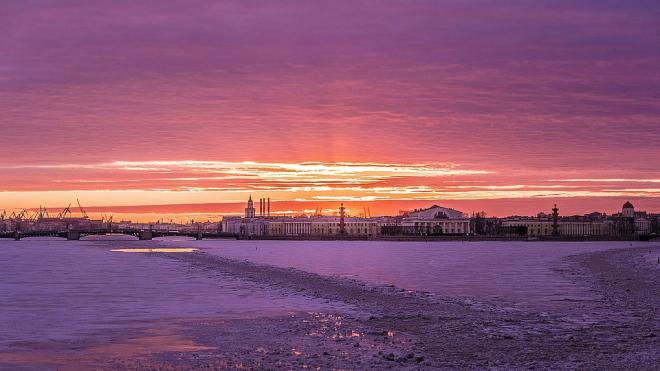 Петербург стал самым популярным городом для отдыха на ноябрьские каникулы