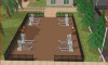 В Ленобласти чиновники показали проекты дворов в игре Sims 2