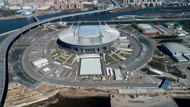Представители УЕФА прибудут в Петербург с инспекционным визитом