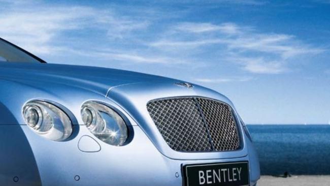 Bentley в Женеве представит свой концепт внедорожника