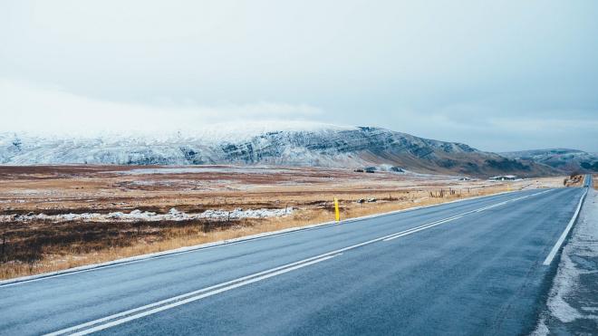 Дороги Выборга и области подготовили к зимнему периоду