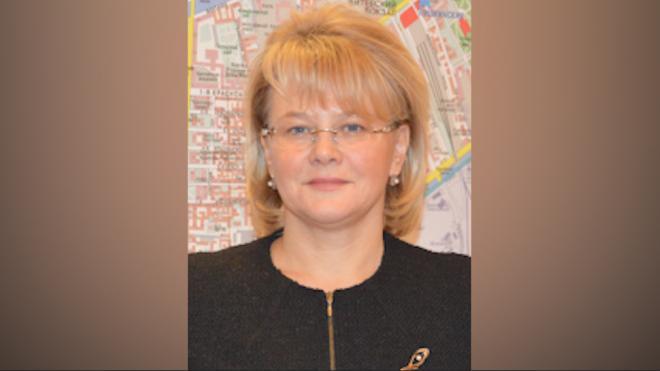 Губернатор поблагодарил за работу экс-главу Адмиралтейского района Светлану Штукову