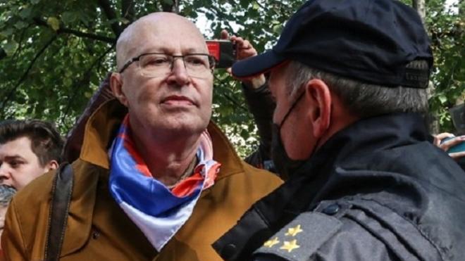 Горсуд Петербурга не стал рассматривать жалобу на арест политолога Соловья