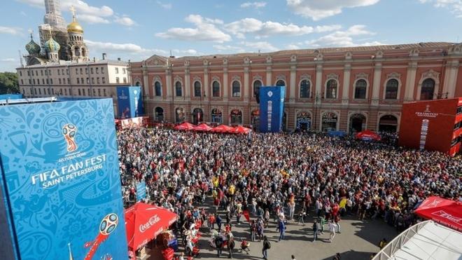 Албин: Петербург начинает готовиться к Чемпионату Европы-2020