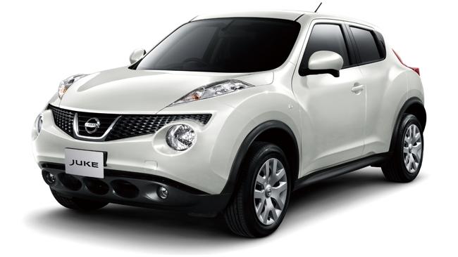 Nissan отзывает 118 тысяч своих кроссоверов Juke