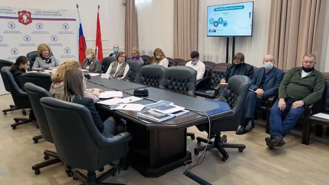 В Петербурге отозвали заявку в ЦИК на дистанционное электронное голосование