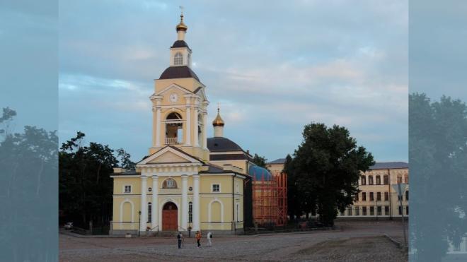 Реставрация Спасо-Преображенского собора в Выборге близится к завершению