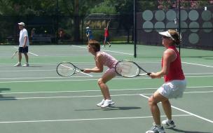 Районный кубок по большому теннису