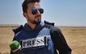 В Сирии погиб журналист, сотрудничавший с Russia Today