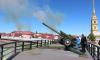 Традиционный выстрел из пушки Петропавловской крепости 5 июня посвятят прорыву морской минной блокады Ленинграда