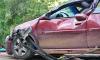 На проспекте Просвещения произошла массовая авария с пострадавшими