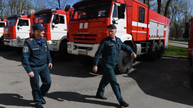 В Сертолово началось строительство пожарного депо