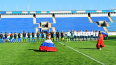 """На """"Петровском"""" стадионе прошёл первый футбольный ..."""