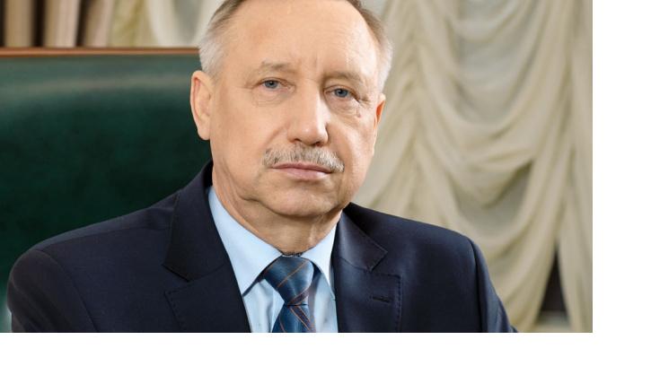 Беглов встретился с Министром энергетики РФ Александром Новаком
