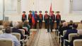 В Смольном наградили выдающихся петербуржцев