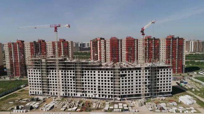 В Ленобласти выросли объемы ввода жилья