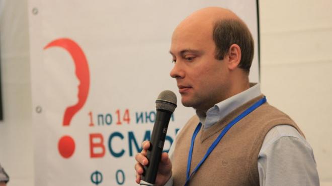 Пресс-секретаря Полтавченко повысили до замглавы администрации губернатора