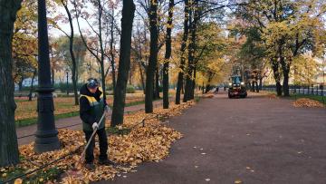На выходных в Санкт-Петербурге состоится генеральная уборка