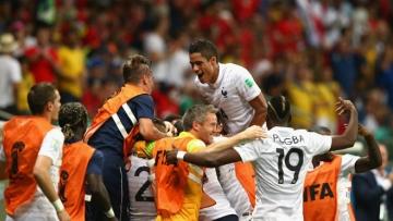 Первые результаты Евро 2016