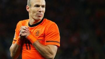 Роббен отказался играть за сборную Голландии