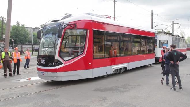 Первый частный трамвай Петербурга появится в Красногвардейском районе