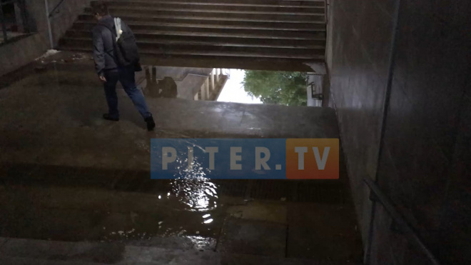 """""""Мостотрест"""" отремонтирует пешеходный переход на Удельной"""