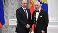 Владимир Путин поздравил с днем рождения артиста Юрия Гр...