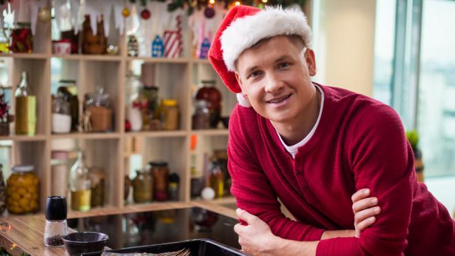Шеф-повар Александр Белькович поделился рецептами новогодних блюд