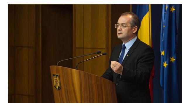 Глава правительства Румынии покинул свой пост в прямом телеэфире