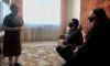 Ветеранам Выборгского района доставили юбилейную медаль на дом