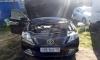 На даче в Приозерском районе угонщики перебивали номера и хранили похищенные автомобили Toyota