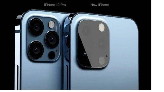 В сети появилось предполагаемое изображение iPhone 13