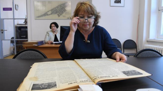 Читальные залы государственных архивов Петербурга возобновят работу с 3 августа