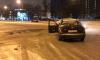 В аварии на Пискаревском есть пострадавшие
