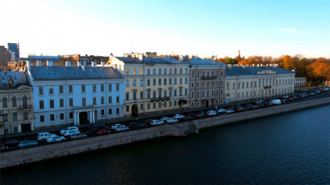 В Петербурге на продажу выставили квартиру Пушкина