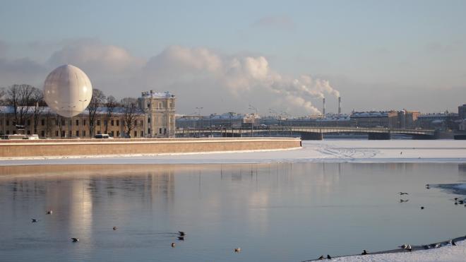 В четверг из Петербурга начнут уходить морозы