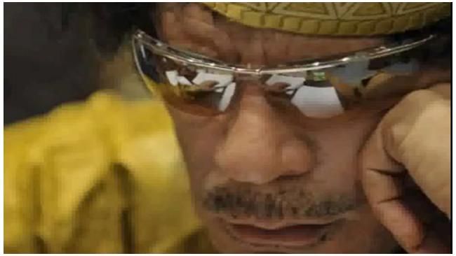 Муаммар Каддафи исчезнет с национальной валюты Ливии