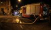 Загоревшуюся однокомнатную квартиру на Вадима Шефнера тушили 38 человек