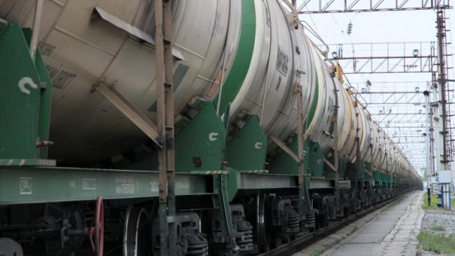 "ОАО ""РЖД"" в январе-апреле увеличило погрузку на 1,8%"