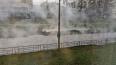 Очередной прорыв в Кировском районе. Улицы затопило ...