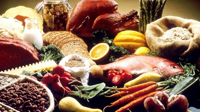 В январе петербуржцы оставили на границе 300 кг продуктов