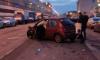 """""""Nissan"""" столкнулся с """"Citroen"""" на Новороссийской улице"""