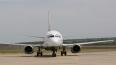В аэропорту Сочи задымился самолет. На борту находились ...